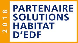 Partenaire solution d'habitat EDF
