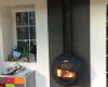 POse de poele à bois en Vendée par Deco Styl